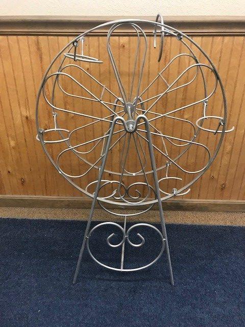 Planter-Ferris Wheel -- After