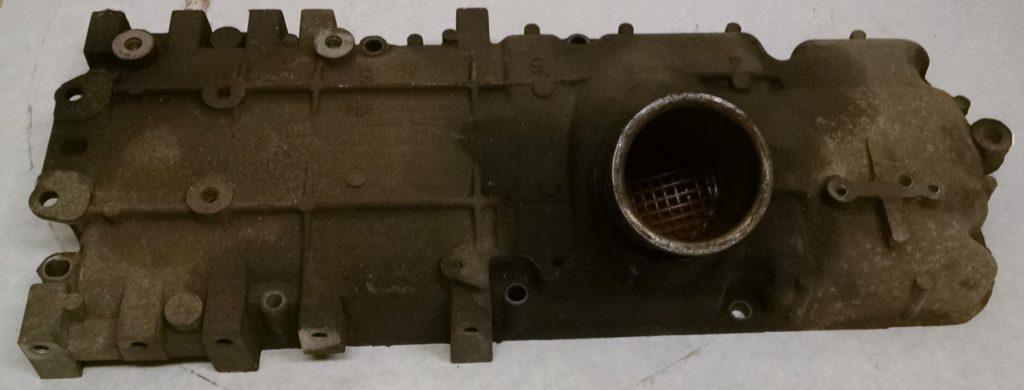 engine -- before